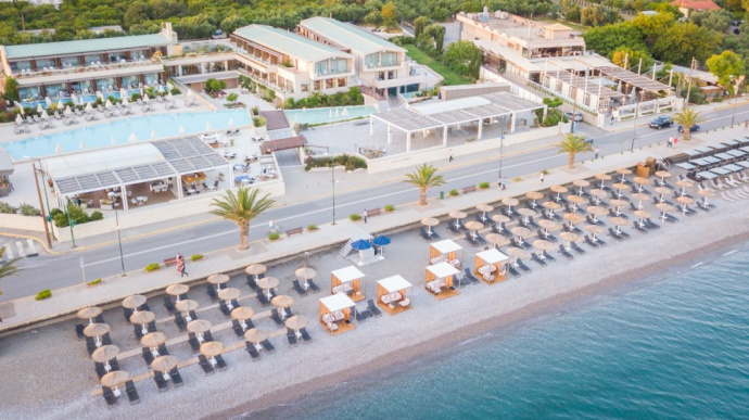 Ξενοδοχεία που θα είναι ανοιχτά το 3ήμερο του Αγίου Πνεύματος 2020
