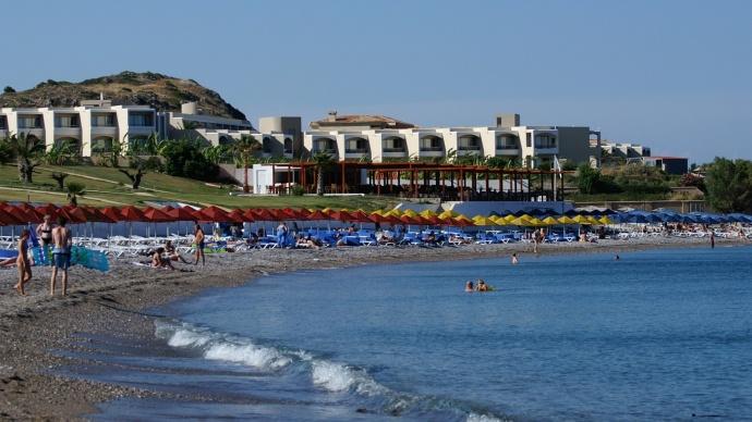 """""""Πρωταθλήτριες"""" στα ξενοδοχεία δίπλα στο κύμα η Κρήτη, η Κέρκυρα και η Ρόδος"""