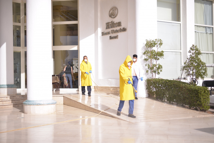New category: Hotels where Extra Health & Safety Measures Have Been Taken